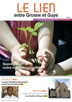 2nd ex aequo : Le Lien entre Grosne et Guye septembre 2015