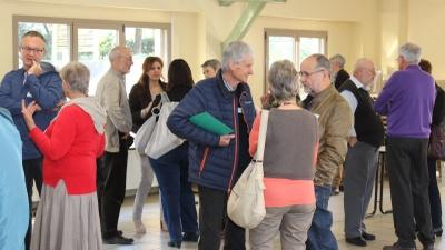 Mardi de Saint Jean à Bourg 4 avril 2017 01