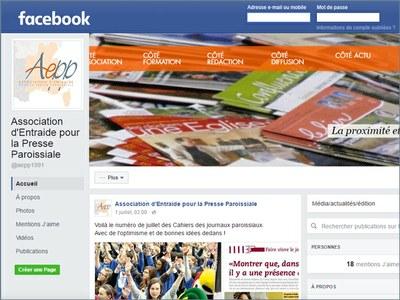 Page Facebook AEPP